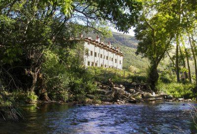 Hoteles que admiten mascotas en la provincia de Ávila