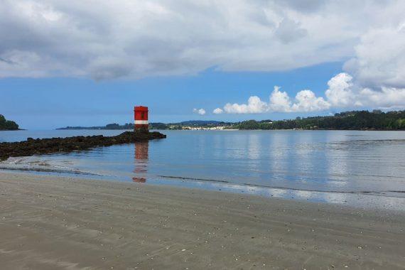 Playa para perros en Cabanas