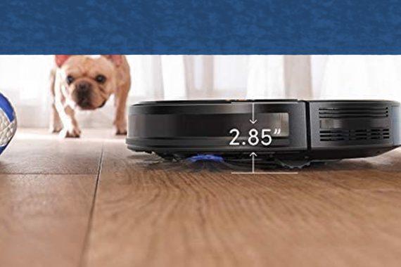 Mejores robots aspiradora para casas con perros