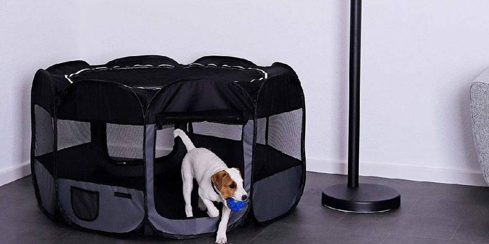 Los mejores parques para utilizar en casa con tus cachorros